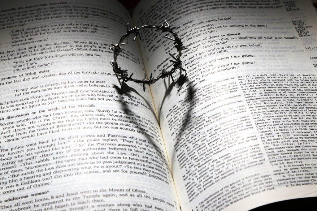 love, died, cross